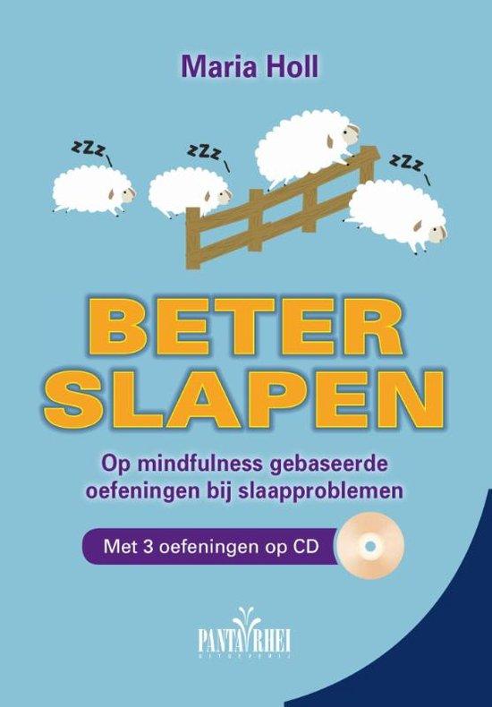 Het boek: Beter slapen